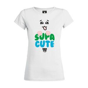 HAMSTA® – DA GIRLS SHIRT SUPA CUTE