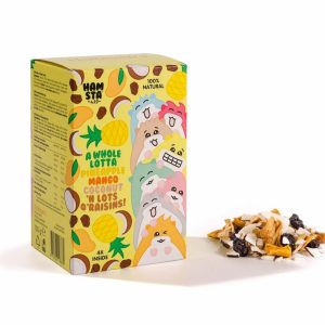 HAMSTA® Happy Hamstas – Dried Fruit