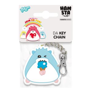 HAMSTA® Blue Barry – Da Keychain